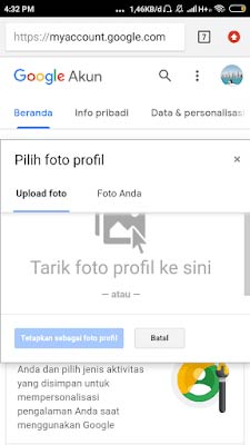 9 Cara Ganti Foto Profil Youtube Lewat Hp Android 2020 Gadgetized