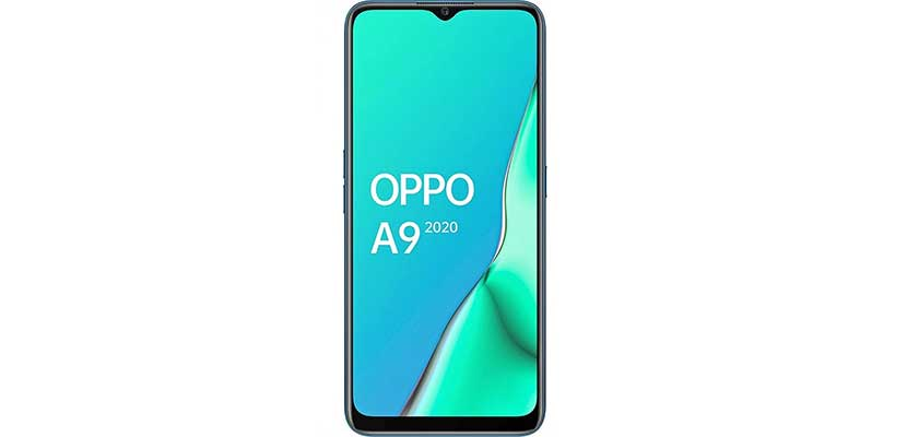 Spesifikasi Layar Oppo A9 2020