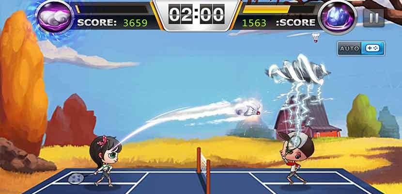 11. Badminton Legend