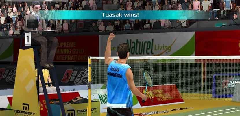13 Badminton 3D Real Badminton Game