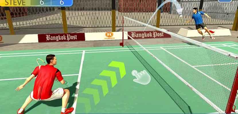 17. Badminton Champion 3D