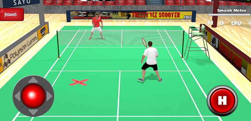 19. Badminton Games Free