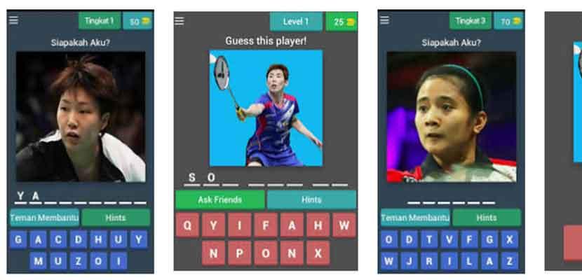30. Gues Badminton Women