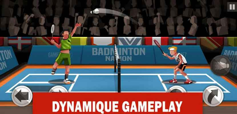 6. Badminton League 2019