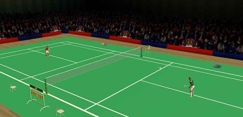 7. Badminton Super League