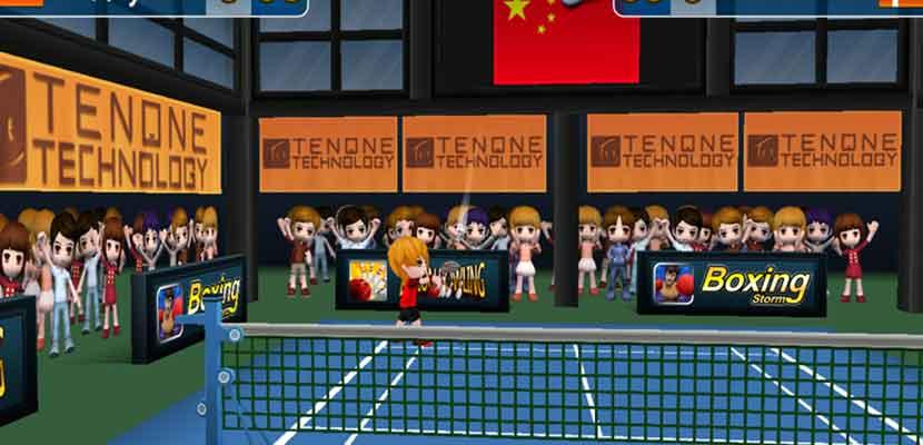 8. Badminton 3D SuperCreative
