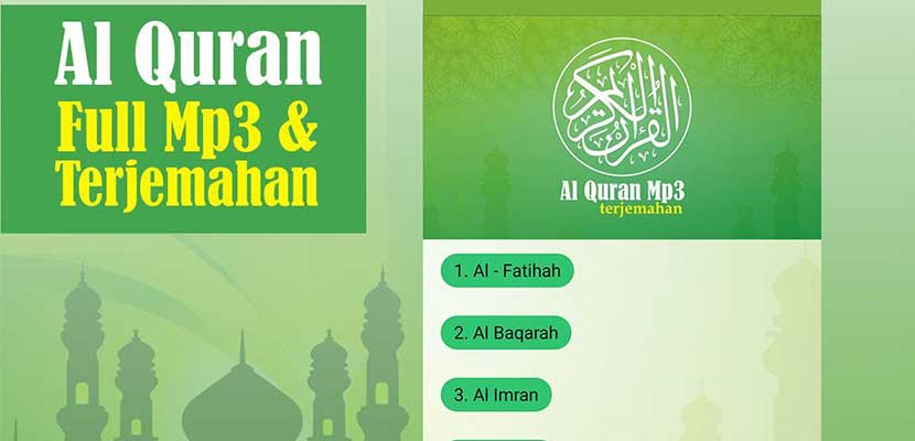 Al Quran MP3 Full