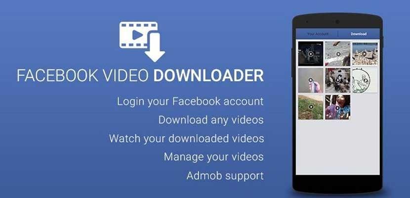 Aplikasi Download Video Facebook Terbaik