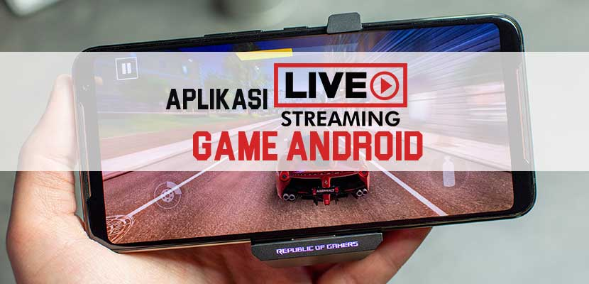 17 Aplikasi Live Streaming Game Android 2021 Youtube Facebook Gadgetized