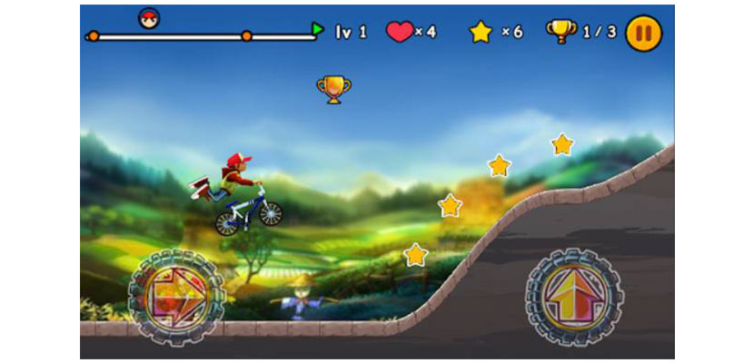 BMX Ekstreme – Bike Racing