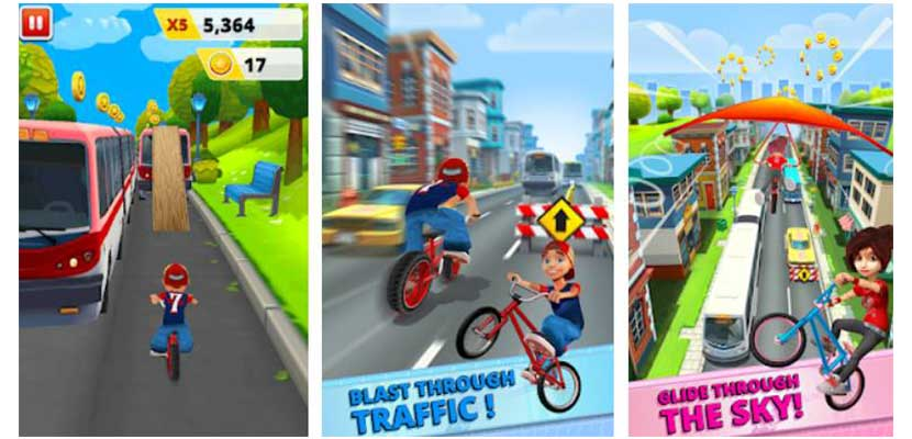 Bike Race – Bike Blast Rust