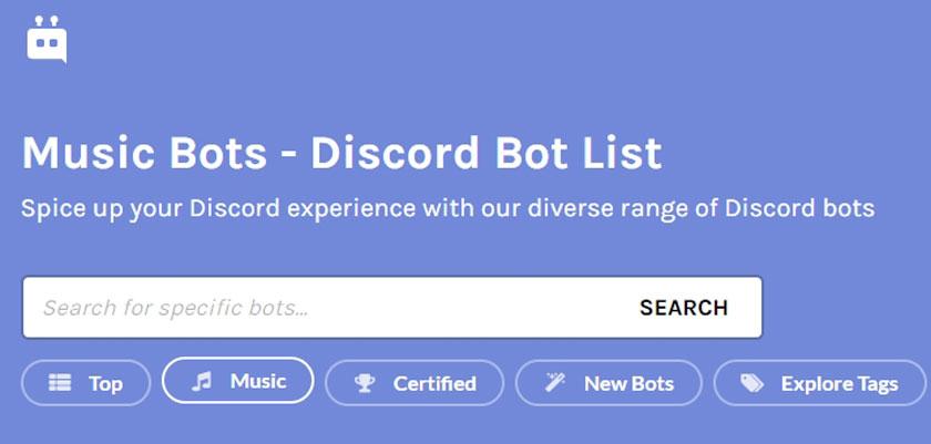 Bot Discord Music Terbaik