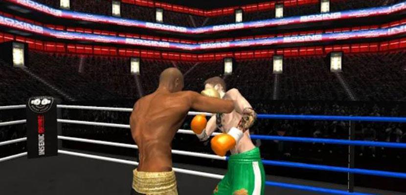 Boxing Fighting Clash