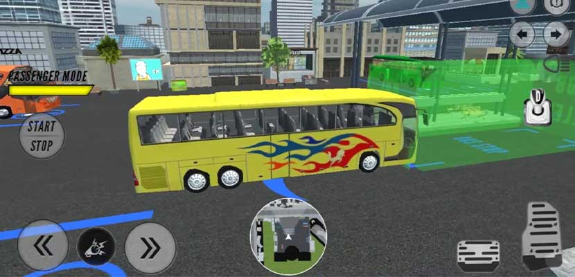 Bus Simulator 2019 Free
