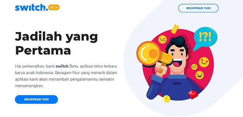 Cara Aktivasi Kartu Switch BETA Smartfren