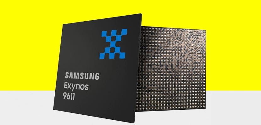 Chipset Exynos 9611