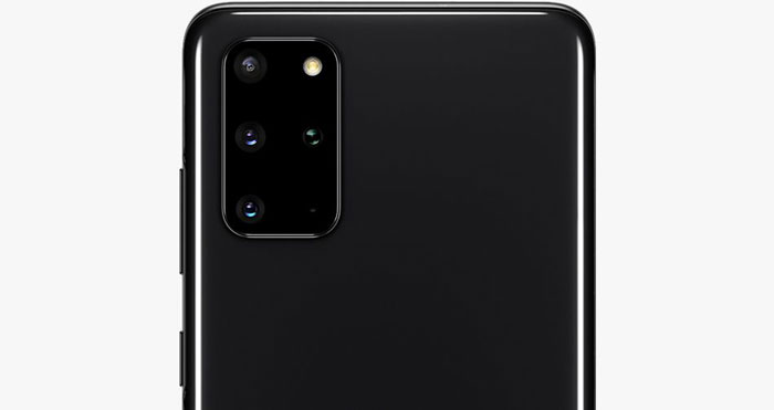 Empat Kamera Utama Galaxy S20 Plus
