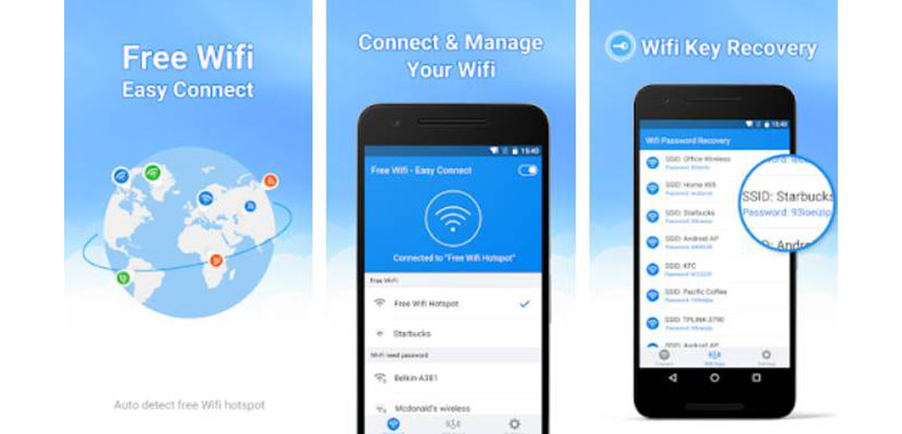 Free Wifi Password – Connect