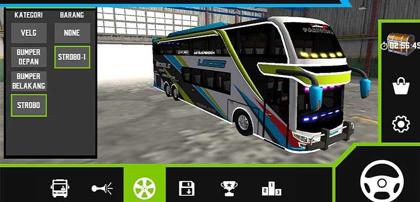 Game Bus Simulator Android Offline Online Terbaik