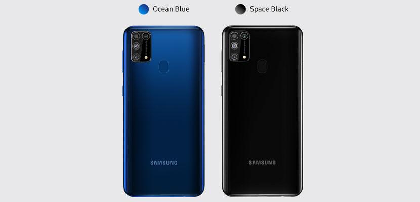 Harga HP Samsung Galaxy M31