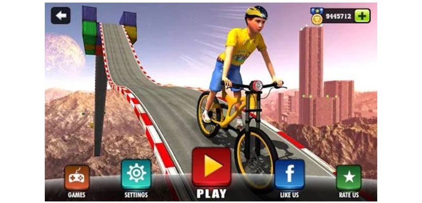 Impossible Kids Bicycle Rider