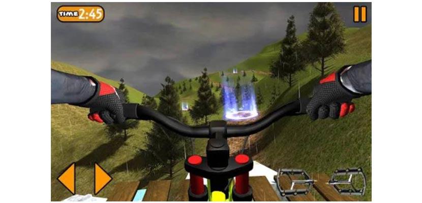 MTB DownHill BMX Racer