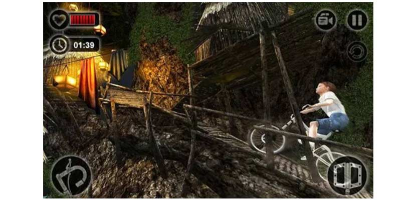 MTB Off road Bike Rider 2020