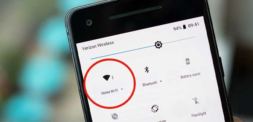 Melihat Password WiFi HP Xiaomi Dengan Aplikasi