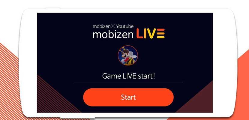 Mobizen Live Stream for YouTube