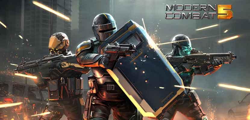 Modern Combat 5 eSport FPS