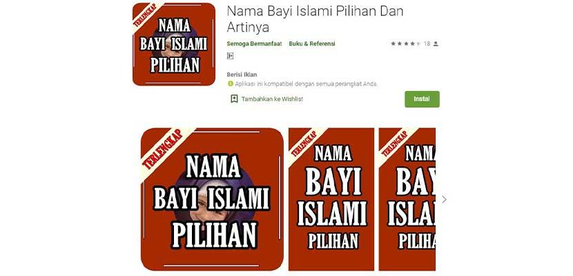 Nama Bayi Islami Pilihan Dan Artinya
