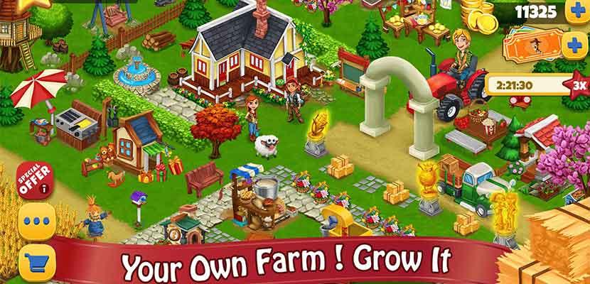 Pertanian Hari Village