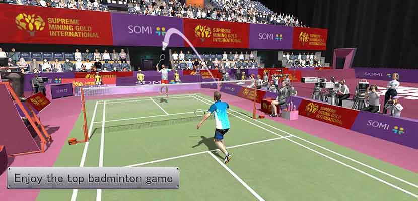 Real Badminton World Champion 2019