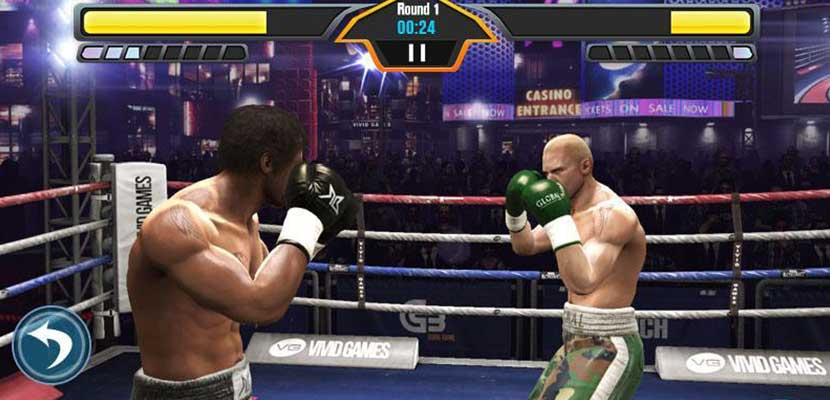 Real Boxing KO