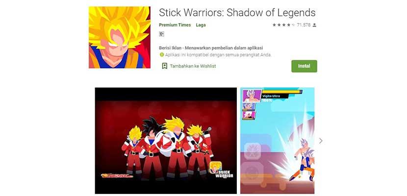 Stick Warriors: Shadow of Legends
