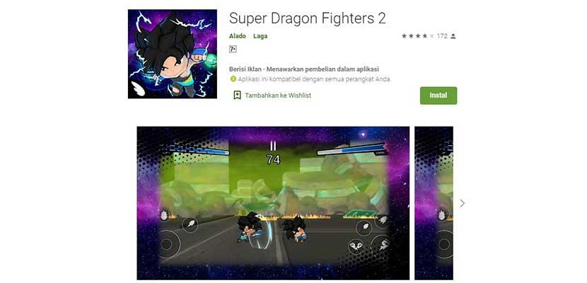 Super Dragon Fighters 2