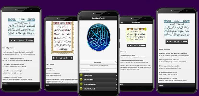Surat Pendek Al Quran