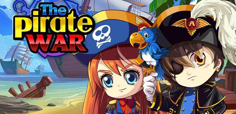 The Pirate War Battle for the Seven Seas