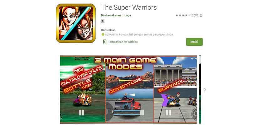 The Super Warior