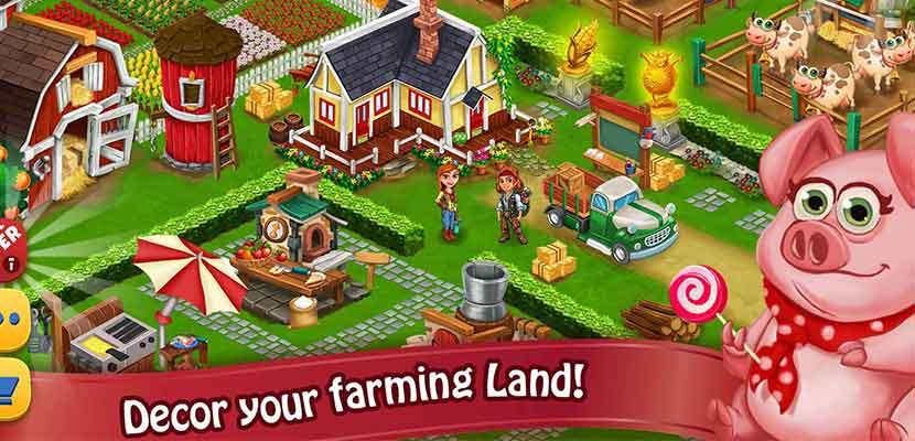 Village Farm Free