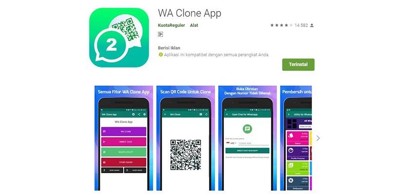 WA Clone APP