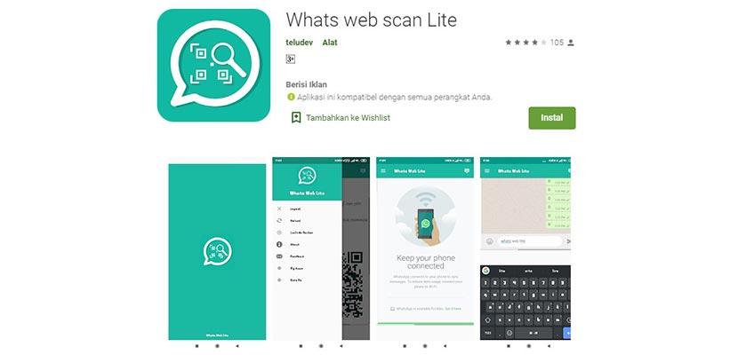 Whats Web Scan Lite