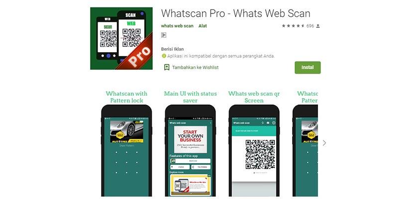 Whatscan Pro Whats Web Scan