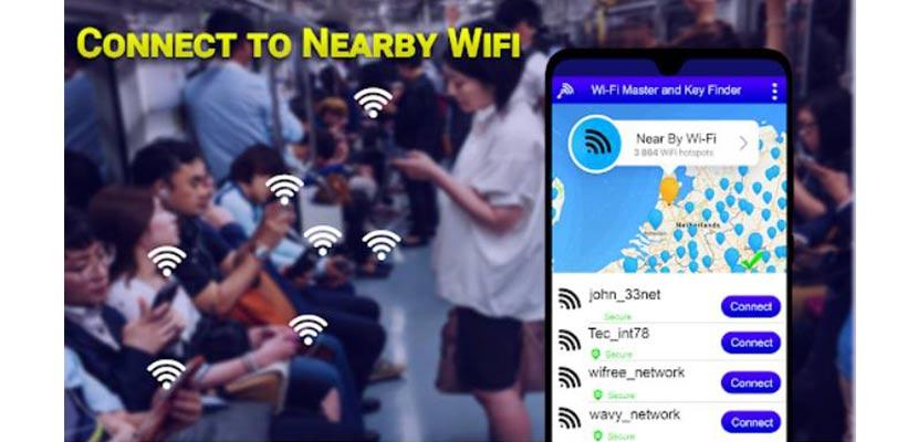 Wifi Password Master Show All Wifi Password