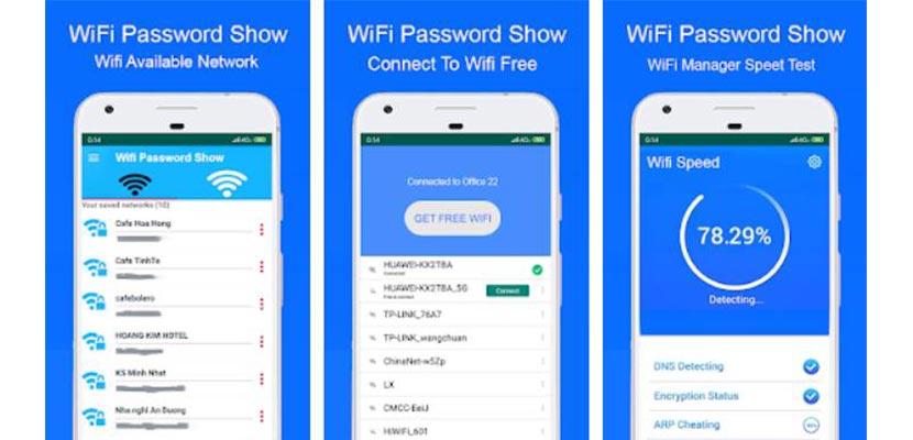 Wifi Password Show Master key