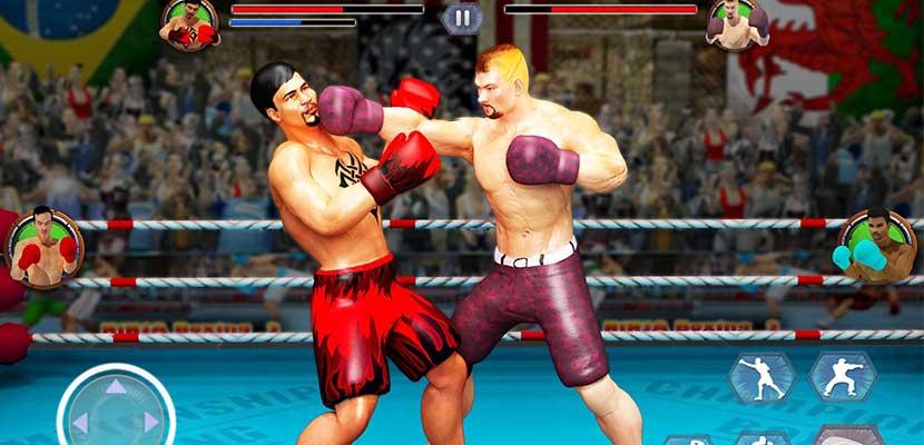 World Tag Team Super Punch