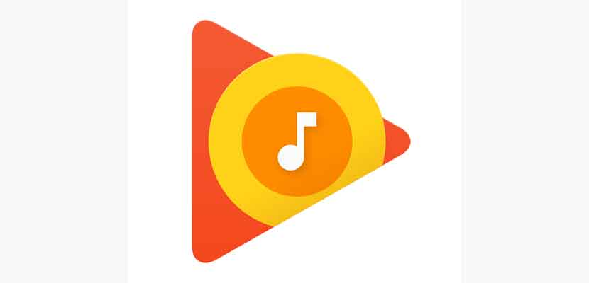8. Google Play Music