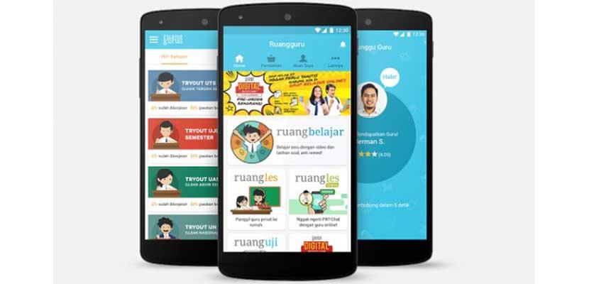 Aplikasi Belajar Online Gratis Terbaik Dirumah