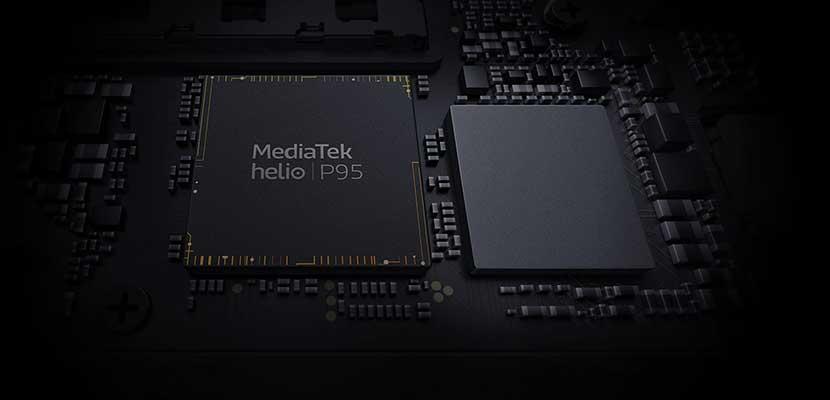 Chipset Mediatek Helio P95