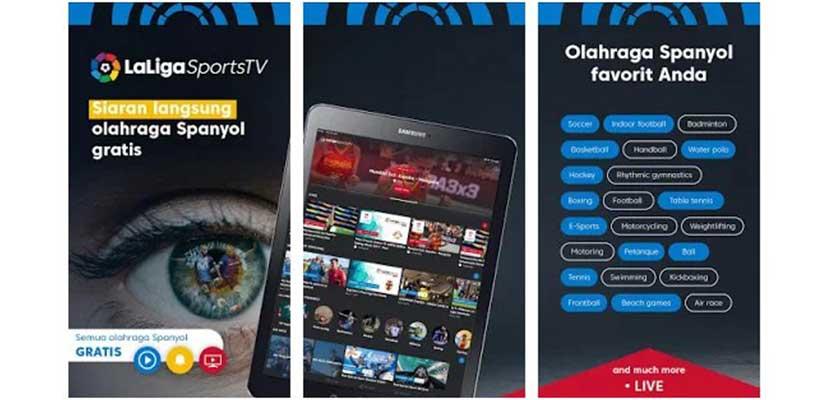 La Liga Sport TV